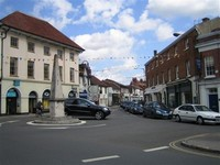 Marlow Market Square